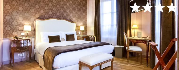Hotel Eiffel Trocadéro