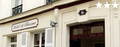 Hotel Le Relais Montmartre